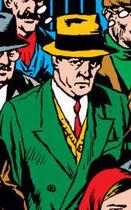 Agent L (Earth-616) from Strange Tales Vol 1 137 0001