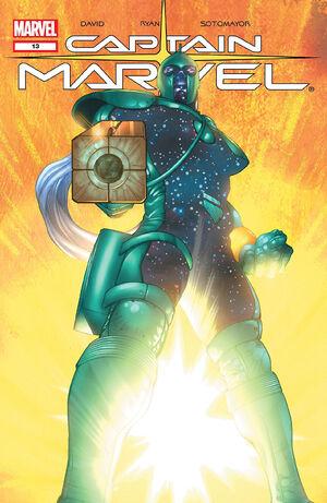 Captain Marvel Vol 5 13