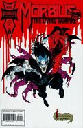 Morbius The Living Vampire Vol 1 17