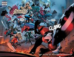 Siege Vol 1 3 page 3-4 Avengers (Earth-616)