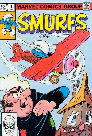 Smurfs Vol 1 1