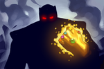 Thanos (Earth-TRN562) from Marvel Avengers Academy 001