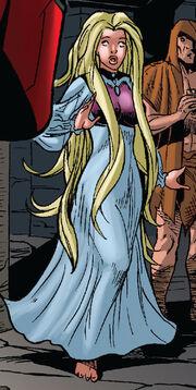 Lani Ubanu (Earth-616) from Cable & Deadpool Vol 1 49 0001