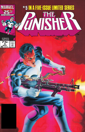 Punisher Vol 1 5