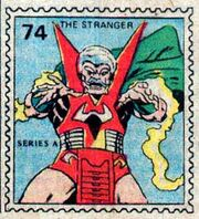 Stranger Marvel Value Stamp