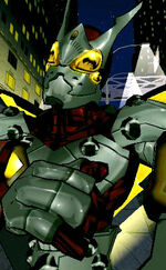 Abner Jenkins (Earth-TRN005) from Ultimate Spider-Man (video game) 0001