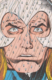 Thor weeps for Eric