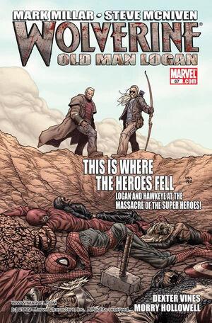 Wolverine Vol 3 67