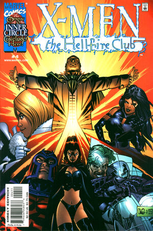X-Men Hellfire Club Vol 1 4