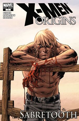 X-Men Origins Sabretooth Vol 1 1