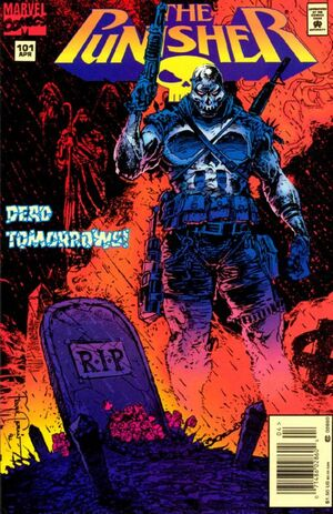 Punisher Vol 2 101