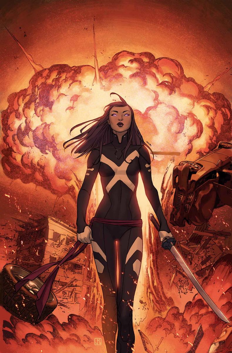 X-Men Vol 4 25 Textless