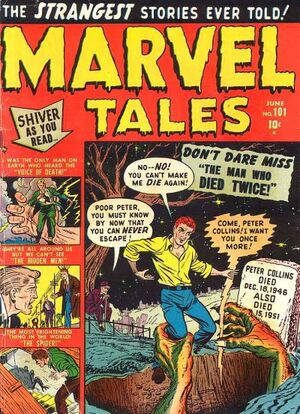 Marvel Tales Vol 1 101