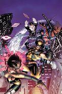 Astonishing X-Men Vol 3 48 Textless