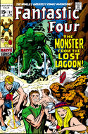 Fantastic Four Vol 1 97