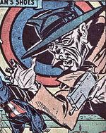 Beak (Robber) (Earth-616) from All Winners Comics Vol 1 16 0001