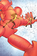 Hisako Ichiki (Earth-616) and James Howlett (Earth-616) from Astonishing X-Men Vol 3 36 0001