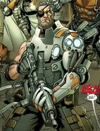 Nathan Summers (Earth-616) from Cable and X-Force Vol 1 1