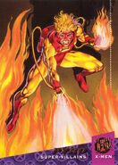 St. John Allerdyce (Earth-616) from 1994 Ultra X-Men (Trading Cards) 0001