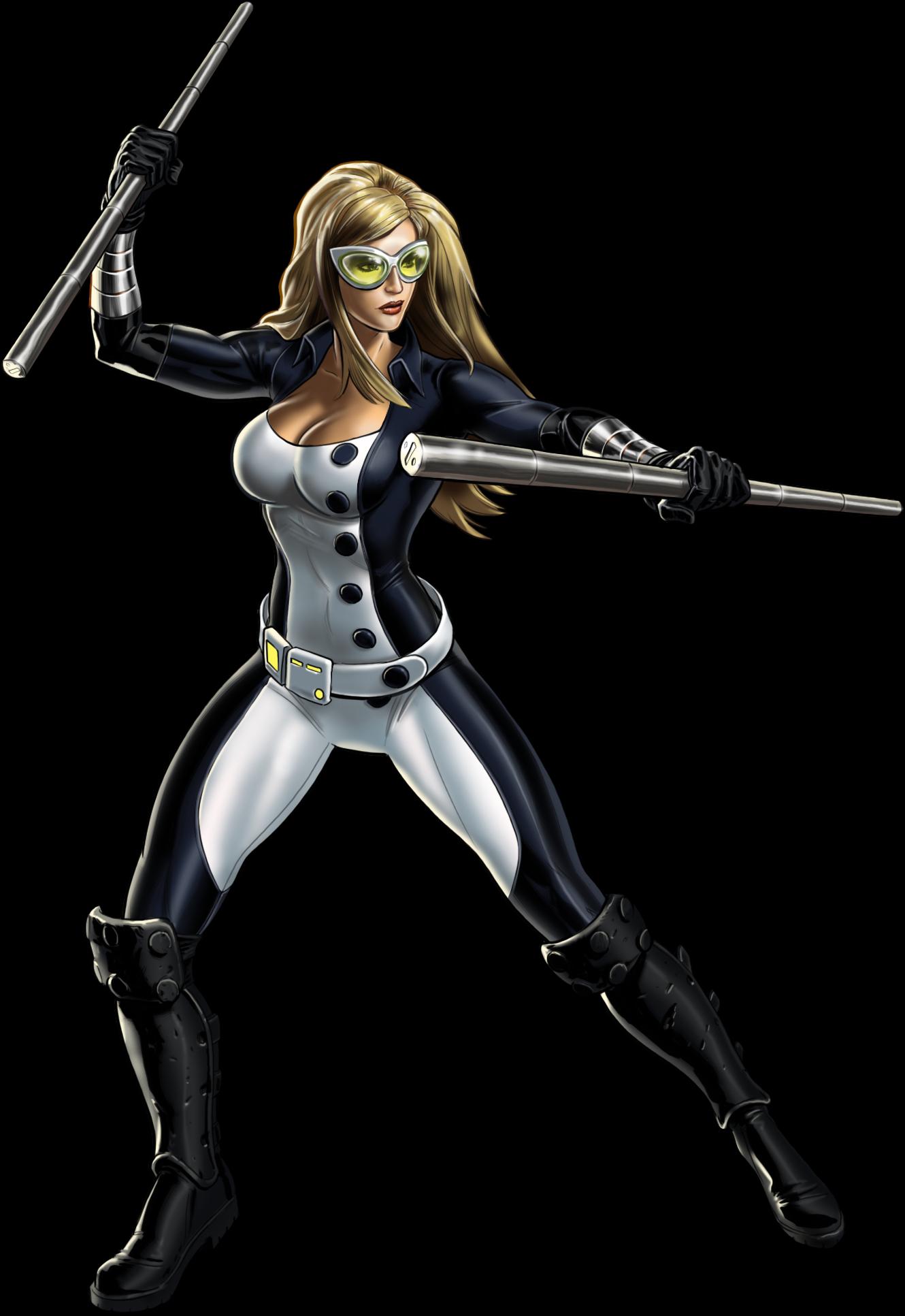 Barbara Morse (Earth-12131)   Marvel Database   FANDOM ...