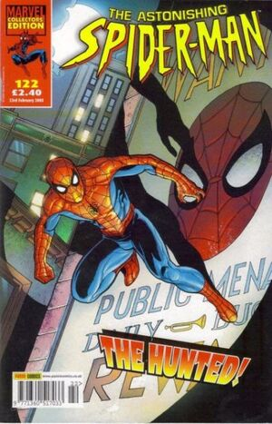 Astonishing Spider-Man Vol 1 122