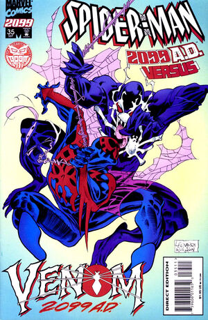 Spider-Man 2099 Vol 1 35