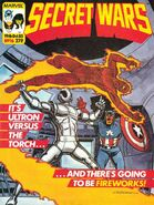 Secret Wars (UK) Vol 1 16