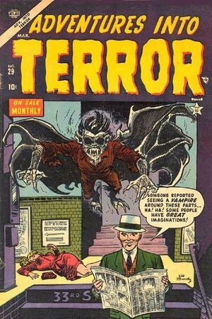 Adventures into Terror Vol 1 29