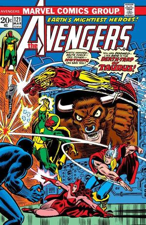 Avengers Vol 1 121