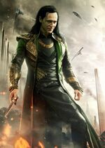 Loki Laufeyson (Earth-199999) in Thor The Dark World