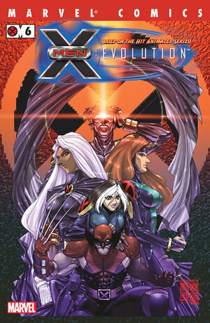 X-Men Evolution Vol 1 6