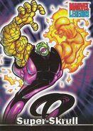 K'lrt (Earth-616) from Marvel Legends (Trading Cards) 0001
