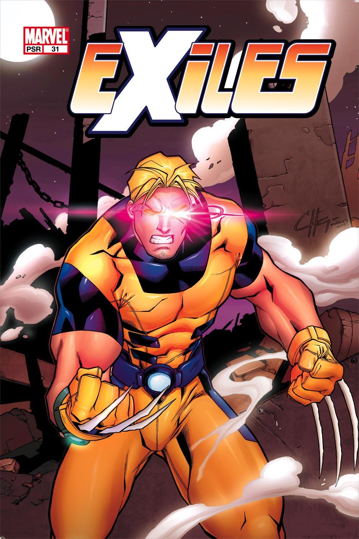 Exiles Vol 1 31   Marvel Datab...
