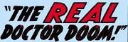 Fantastic Four Vol 1 10 Part 5 Title