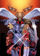 Uncanny X-Men Vol 1 417 Textless