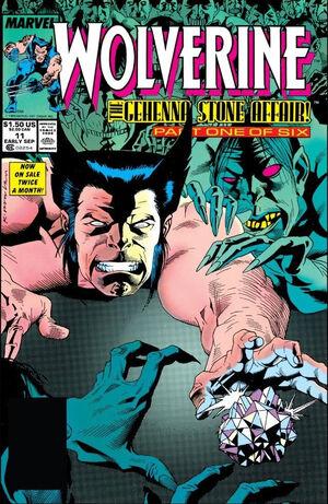 Wolverine Vol 2 11