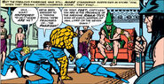 Fantastic Four (Earth-616) and Nathanial Richard (Earth-6911) from Fantastic Four Vol 1 19 0001