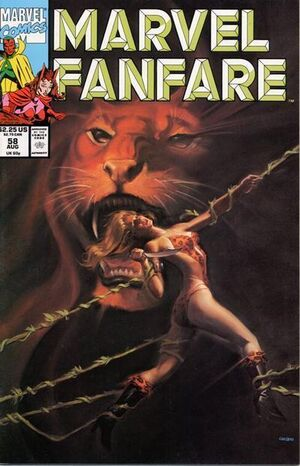 Marvel Fanfare Vol 1 58