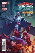 All-New Captain America Special Vol 1 1