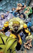 Uncanny X-Men Vol 1 350 Inside Cover
