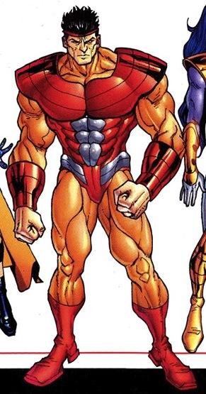 Battering Ram Marvel