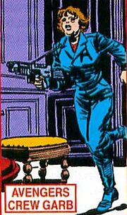 Margaret Carter (Earth-616) from Captain America America's Avenger Vol 1 1 002