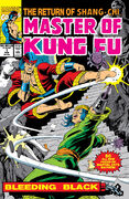 Master of Kung Fu - Bleeding Black