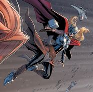 Jane Foster (Earth-616) from Civil War II Vol 1 2 001