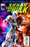 Skaar Son of Hulk Vol 1 9
