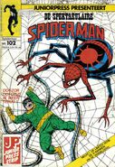 Spectaculaire Spiderman 102