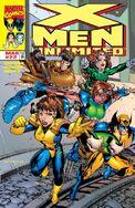 X-Men Unlimited Vol 1 22