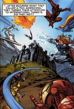 Avengers (Earth-8441) from Black Panther Annual Vol 1 2008 0001