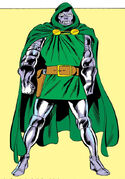 Victor von Doom (Earth-616) from Official Handbook of the Marvel Universe Vol 1 3 0001