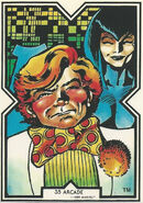 Arcade (Earth-616) from Excalibur Trading Cards 0001